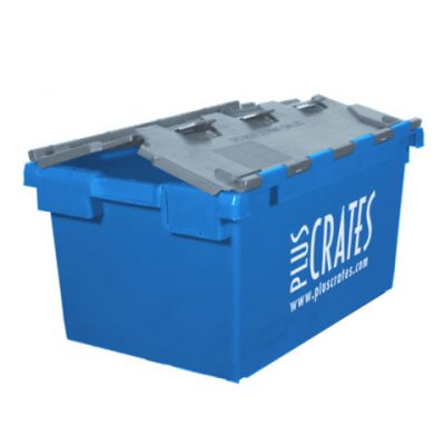 L3 Lidded Crate - Slightly open