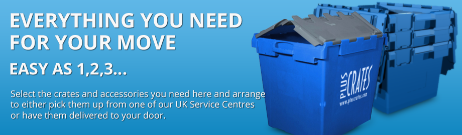 Rent or Buy On-line. Select the moving crates and accessories you need here and arrange to either pick them up from one of our UK service Centres or have them delivered to your door.