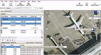 satellite tracking